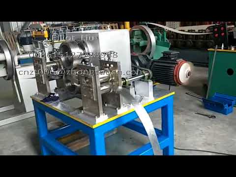 High speed rotary punch machine 1