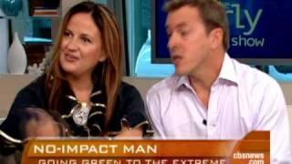"""The """"No Impact Man"""""""