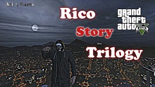 Speaker Knockerz - Rico Story Trilogy |All 3 Parts| (GTA5)