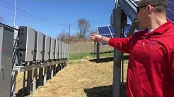 Community Solar Project Commissioning- Millport, NY