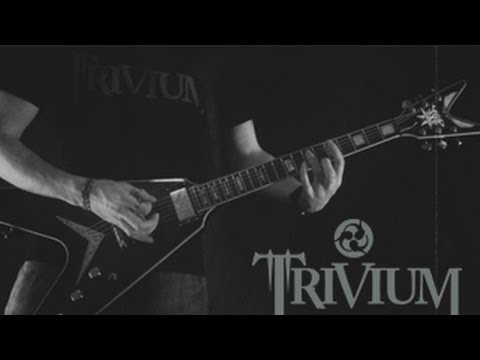 Trivium Throes Of Perdition Instrumental Guitar Cover+Acoustic Version (All Guitars HD)