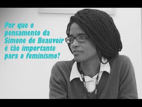 Simone de Beauvoir por DJAMILA RIBEIRO - parte 1 - YouTube