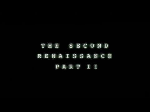 The Animatrix - The Second Renaissance Part II (1/2) [HD]