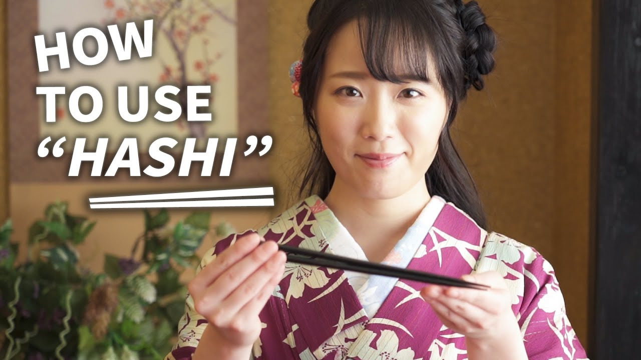 Bad chopstick manners - How to Use Chopsticks | Ohashi (お箸)