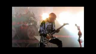 Five Finger Death Punch - Bad Company Heavy MTL Montreal 2012