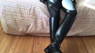 Boots Sexy riding
