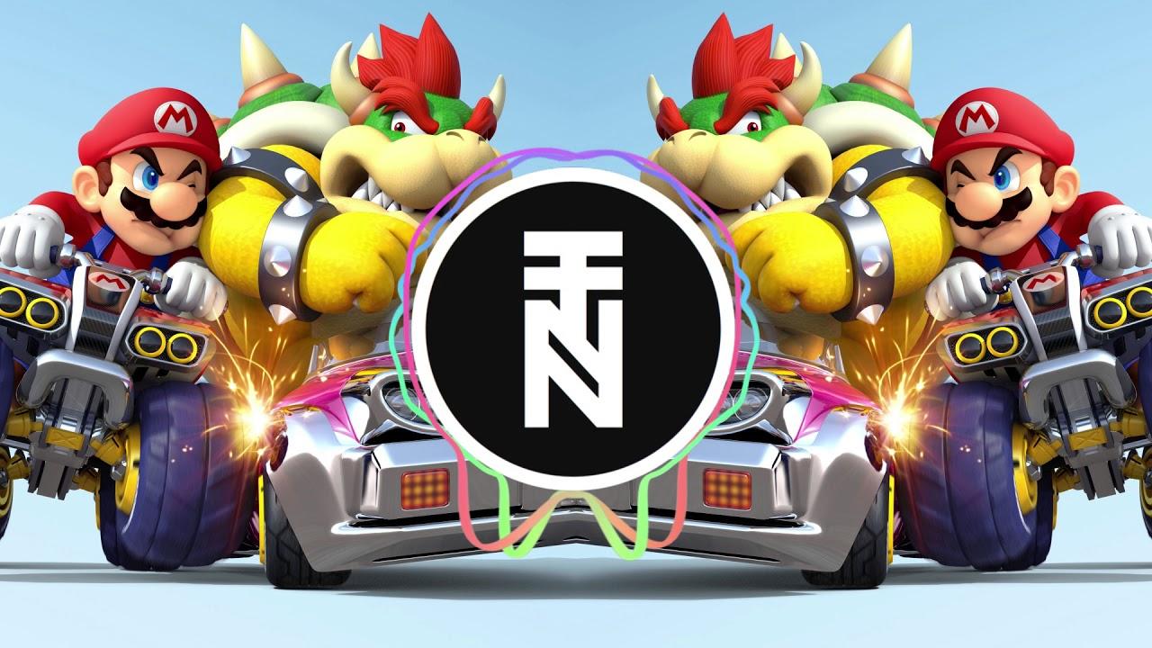 Donkey kong mario kart wii car tuning - Mario Kart 8 Deluxe Aylen Trap Remix