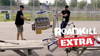 Installing the Hemi in Blasphemi - Roadkill Extra