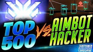 Top 500 Overwatch Player VS Aimbot & Wallhack CHEATER! Can He Beat Him?!
