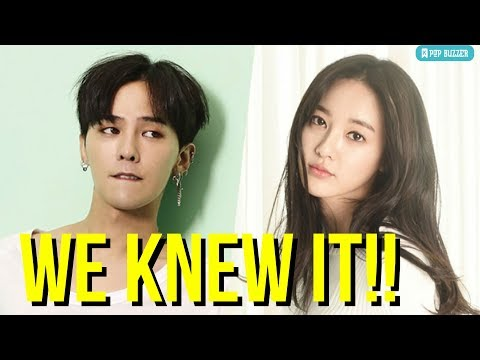 G-Dragon And Jooyeon Are Dating?