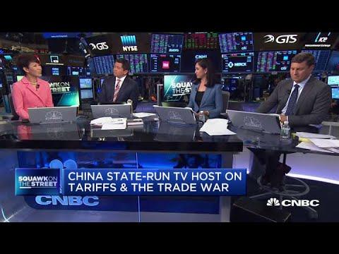 CGTN&39;s Liu Xin on China&39;s response to the protests in Hong Kong