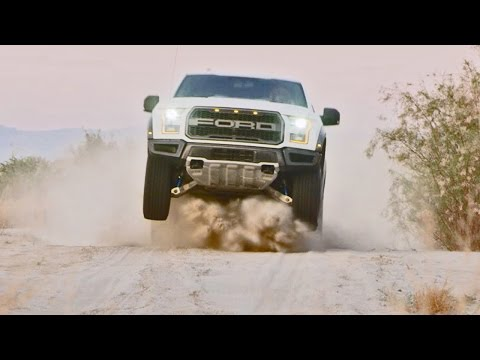 2017 Ford F-150 Raptor - The Ultimate Offroad Pickup