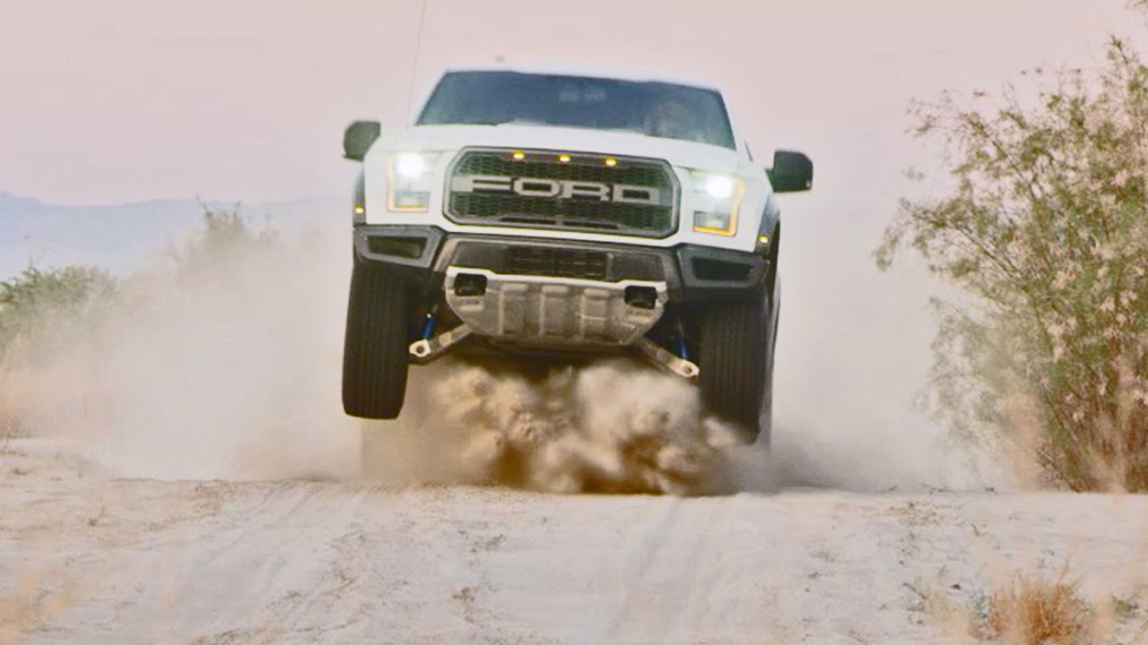 2017 Ford F 150 Raptor The Ultimate Offroad Pickup Youtube