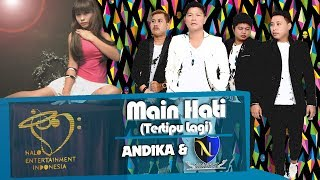 ANDIKA KANGEN BAND & D'NINGRAT - MAIN HATI - OFFICIAL LYRICS VIDEO