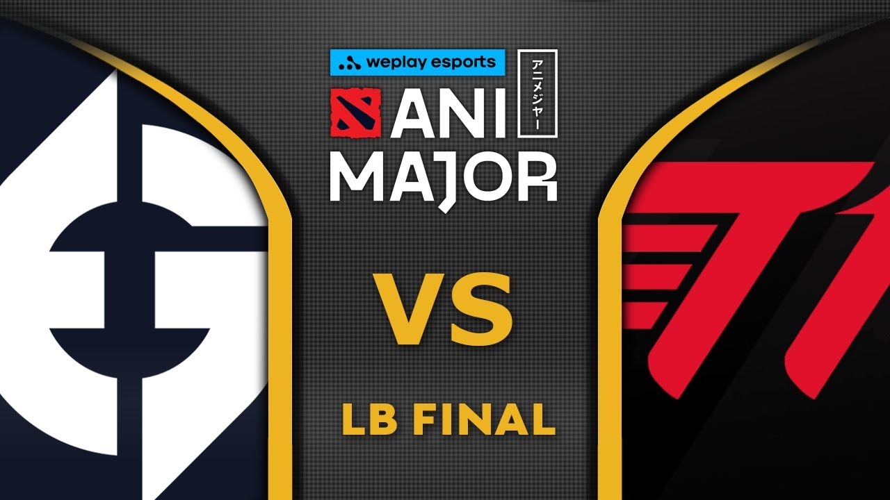 EG vs T1 - EPIC LB FINAL - ANIMAJOR 2021 WePlay Dota 2 Highlights