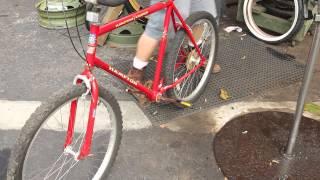 Rusted Bike Repair - Hampton Cruiser Part 1 - Pedal Off - BikemanforU