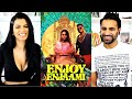 DHEE FT. ARIVU - ENJOY ENJAAMI Prod. Santhosh Narayanan REACTION!!