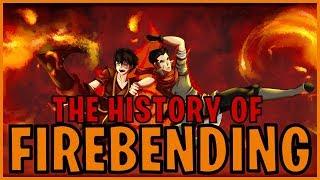 The History Of Firebending (Avatar)