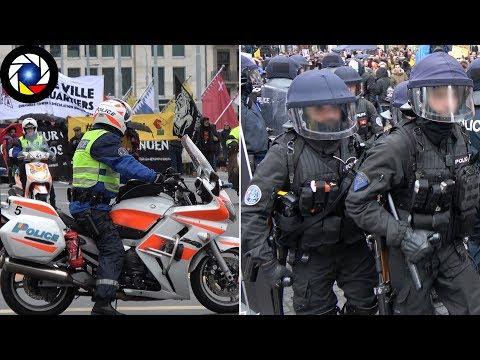 Manifestation à Genève // Protest in Geneva