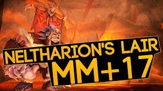 NELTHARION'S LAIR MYTHIC+17! - Vengeance Demon Hunter Tank POV