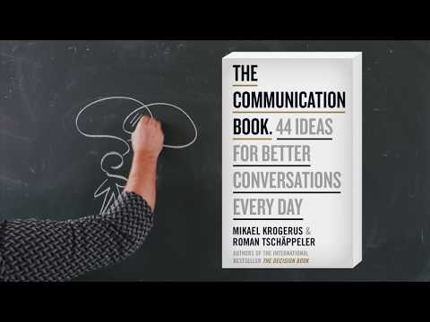 The Communication Book   OUT NOW