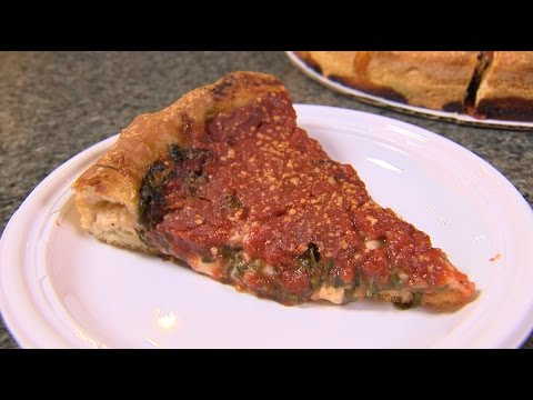 Chicago's Best Pizza: The Original Old World Pizza
