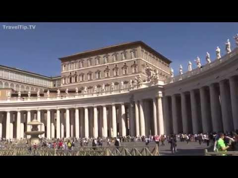 Roma Italia Vatican - traveller video