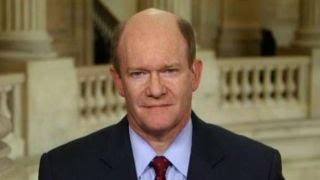 Sen  Coons on proposing an assault weapons ban, GOP tax plan