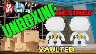 Un Unboxing ACCECANTE   Funko POP VAULTED e RETIRED