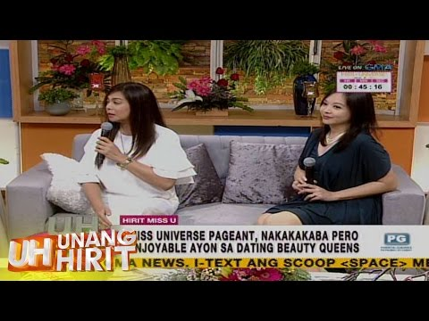 Miss Universe experience nina Elizabeth Berroya at Jewel Lobaton, ikinuwento sa 'Unang Hirit'