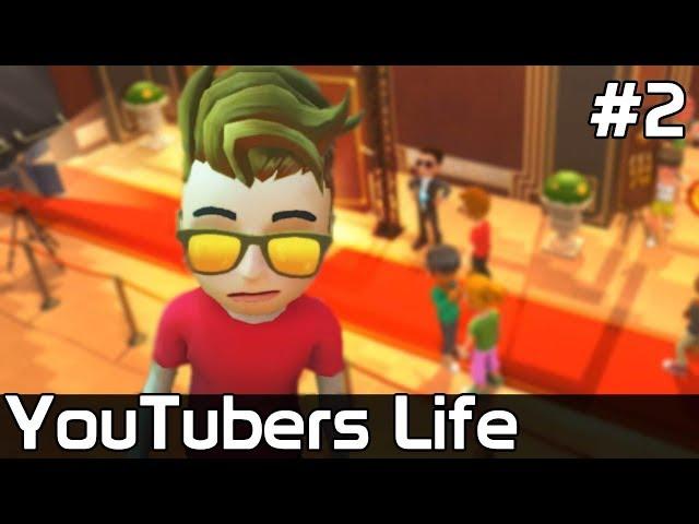 YouTubers Life PL [#2] z DZIEWCZYNĄ do Kina?!