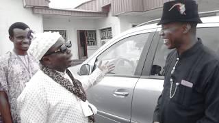 Gambar cover Sowore Visits Obong of Calabar