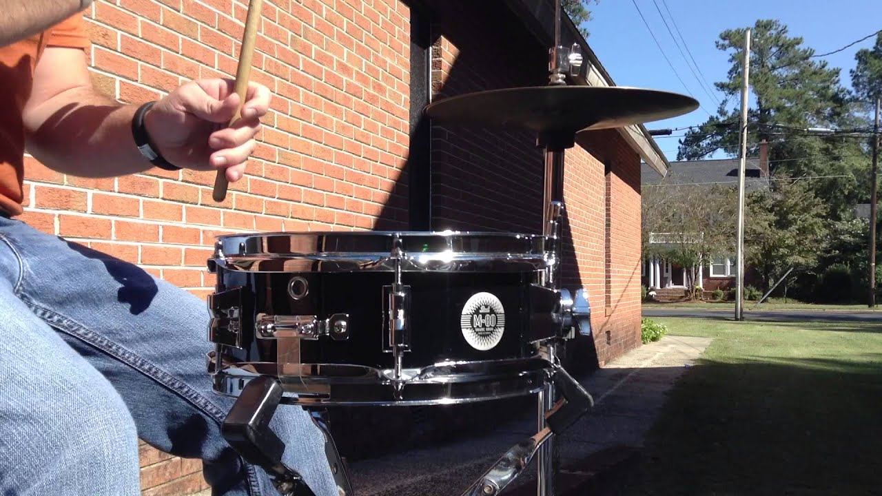 pearl m 80 snare drum sound review youtube. Black Bedroom Furniture Sets. Home Design Ideas