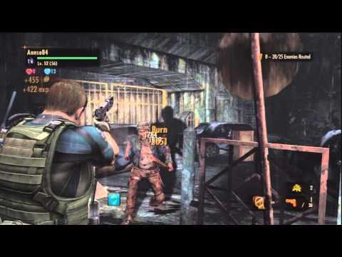 Resident Evil Revelations 2 - Raid Mode Solo (02)