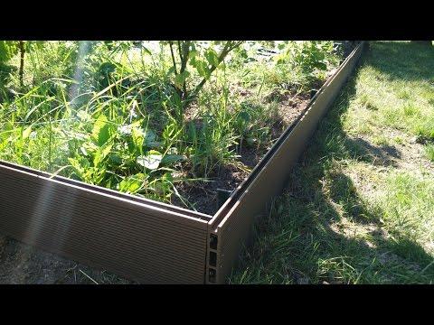 Comment poser une bordure jardin avec clairage led ta doovi for Eclairage jardin enterre