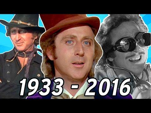 RIP Gene Wilder: From Willy Wonka to Young Frankenstein