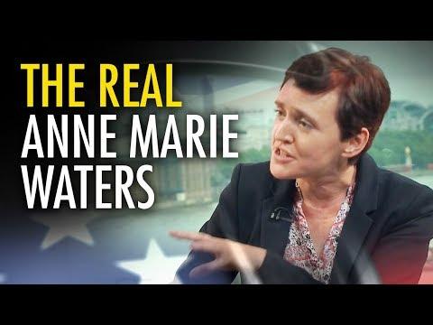 Katie Hopkins meets the REAL Anne Marie Waters