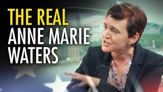 Katie Hopkins meets the REAL Anne Marie Waters