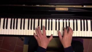 Tutorial Piano y Voz Moliendo café