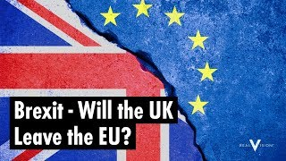 🔴 Brexit - Will the UK Leave the EU? (w/ Nigel Farage)   Real Vision Clasics