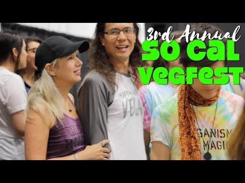 SoCal Vegfest 2017: What We Ate, Epic Talks, Rad People