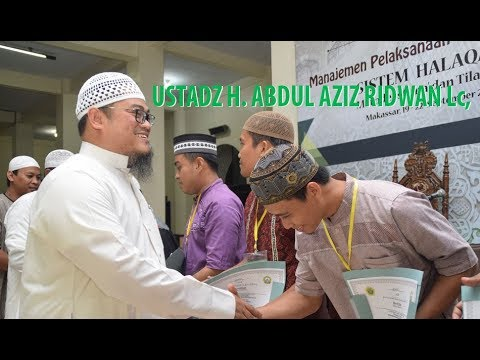 ULAMA LDII : Ustadz H.Abdul Aziz Ridwan Lc, | Memahami Rahasia Al-Qur'an