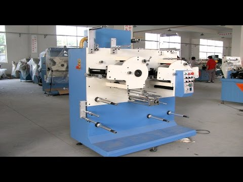 6+2 Color Flexo Label Printing Machine