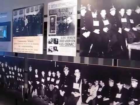 BELGIUM FORT BREENDONK NAZI PRISONER CAMP 1
