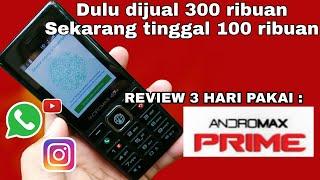 Review 3 hari pakai Andromax Prime
