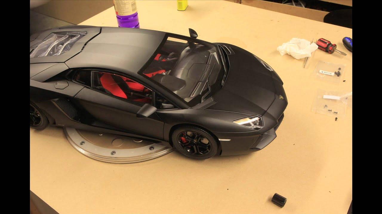 Pocher Lamborghini Aventador Time Lapse Camera B YouTube
