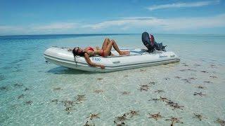 Тест драйв лодки nissamaran с мотором yamaha 9.9(15)(Что может лодочный мотор без прав и регистрации. Лодка nissamaran с мотором yamaha 9.9 раздушенного до 15., 2016-01-08T11:14:29.000Z)