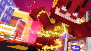 THE FLASH! - Minecraft Spiderman (Minecraft Roleplay) #6