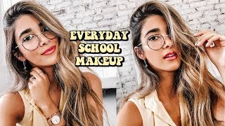 BACK TO SCHOOL MAKEUP ☆ Natural Everyday Routine