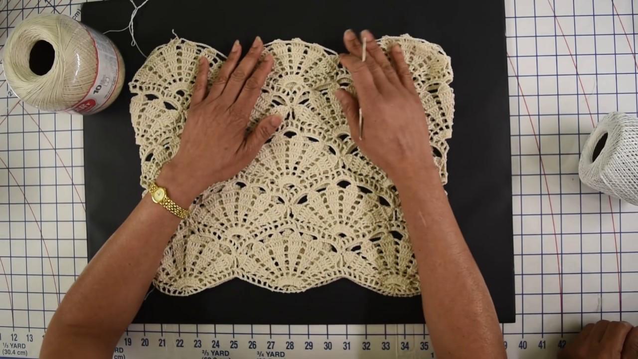Encantador Patrón De Crochet Pavo Real Composición - Ideas de Patrón ...